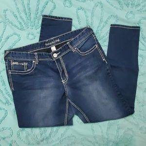 Maurices Jeans plus size 18 reg
